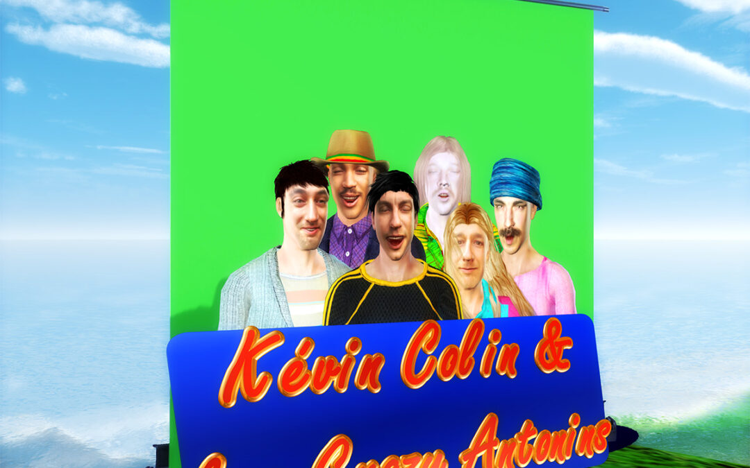 Kevin Colin & les Crazy Antonins